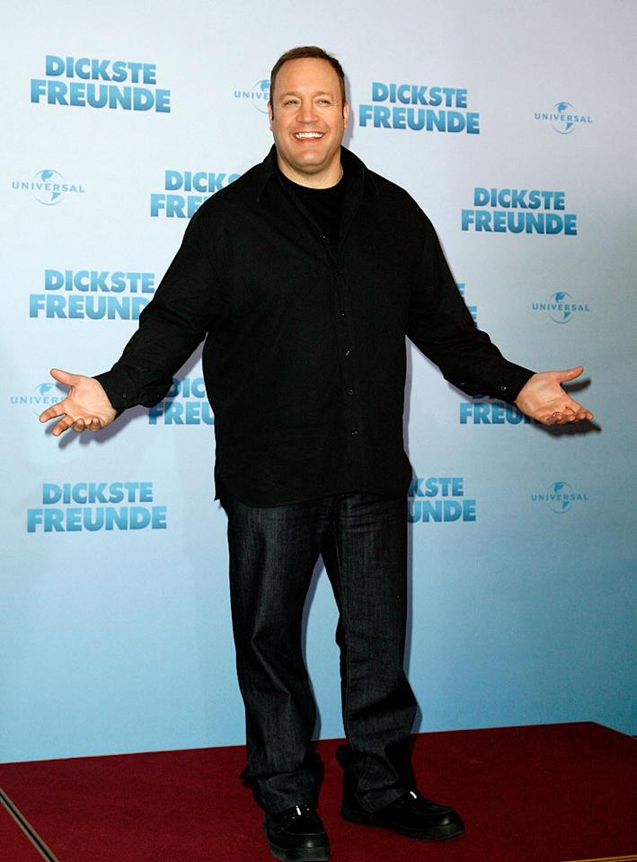 """Kevin James turns 46 James Coldrey/<a href=""""http://www.wireimage.com"""" target=""""new"""">WireImage.com</a> - January 17, 2011"""