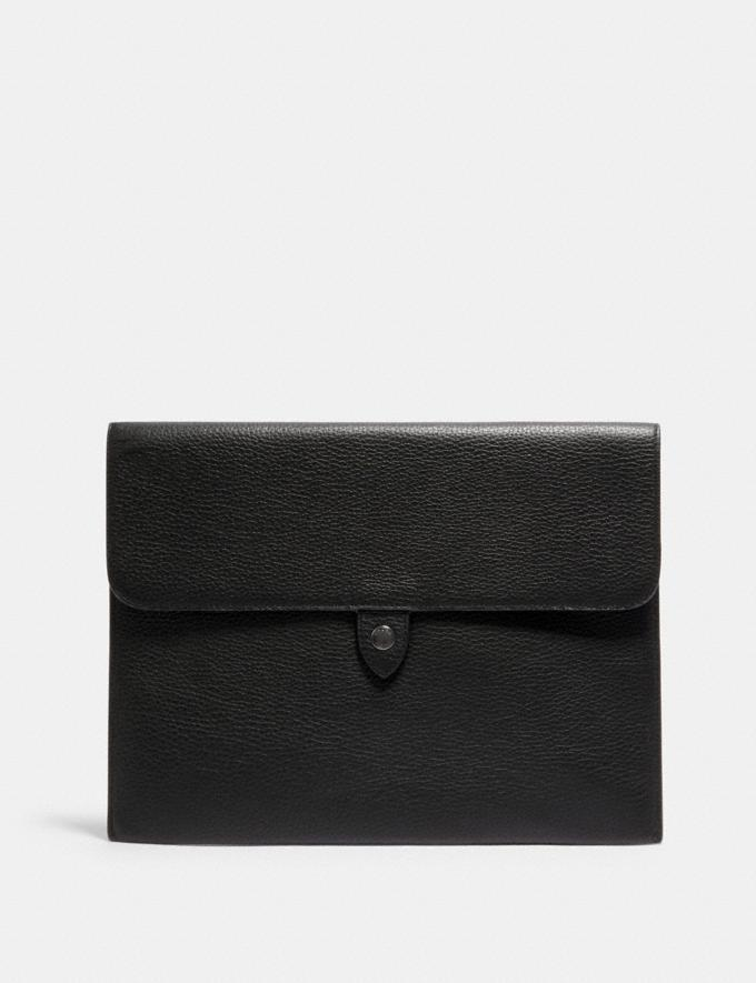 Tablet Sleeve- Coach Outlet