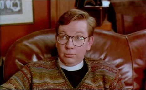 Michael Gove, appearing on camera long before he was Education Secretary, Chief Whip, Justice Secretary or Vote Leave campaigner