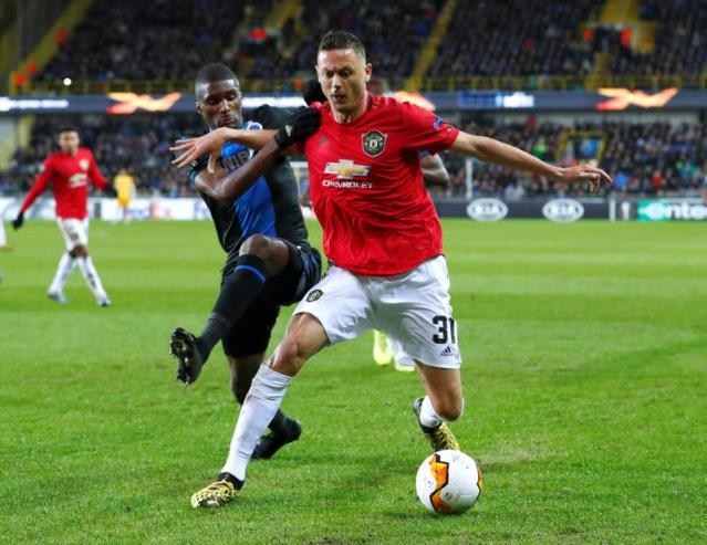 Europa League - Round of 32 First Leg - Club Brugge v Manchester United