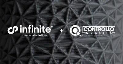Infinite Material Solutions, Controllo Qualità Partner to Bring New 3D Printing Capabilities to Italian Manufacturers