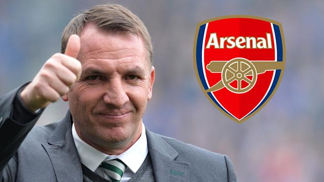 Exclusive: Celtic legends back Brendan Rodgers to take over from Arsene Wenger at Arsenal
