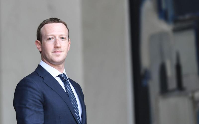 Facebook stands accused of exposing vulnerable people to online bullies and health insurance companies - AFP