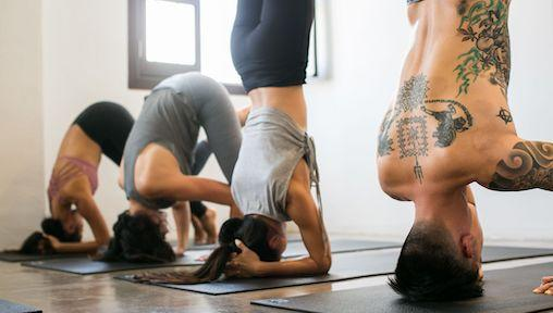 Yoga Classes in Singapore for Physical and Mental Wellbeing