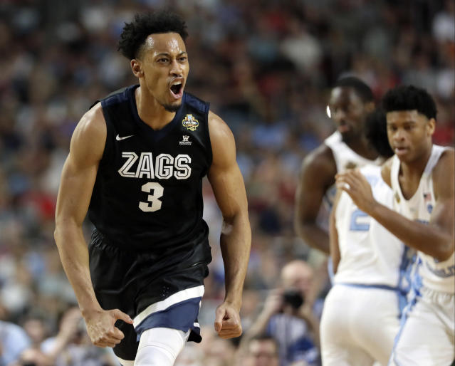 Gonzaga's Johnathan Williams will try to lead the Zags back to the NCAA tournament (AP)