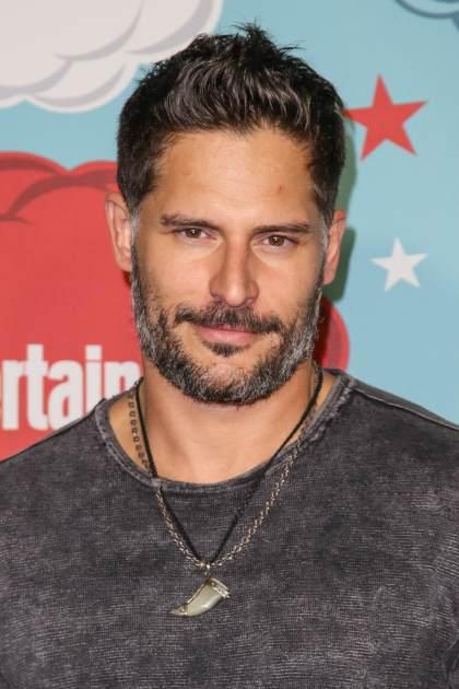 Joe Manganiello arrives at Entertainment Weekly's annual Comic-Con celebration at Float at Hard Rock Hotel San Diego on July 20, 2013 in San Diego, California -- Getty Images