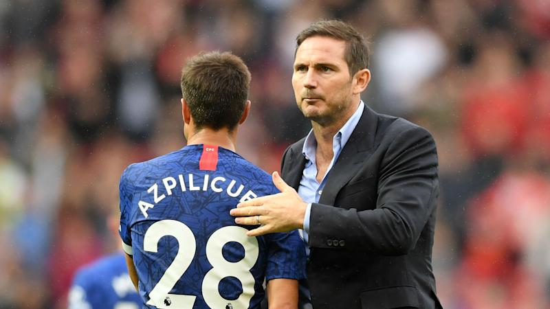 Rampaging Red Devils wreck Lampard's case for the defence