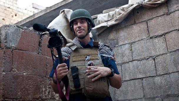 AP james foley mar 140819 16x9 608 White House Knew of Recent ISIS Threat to Kill US Journalist