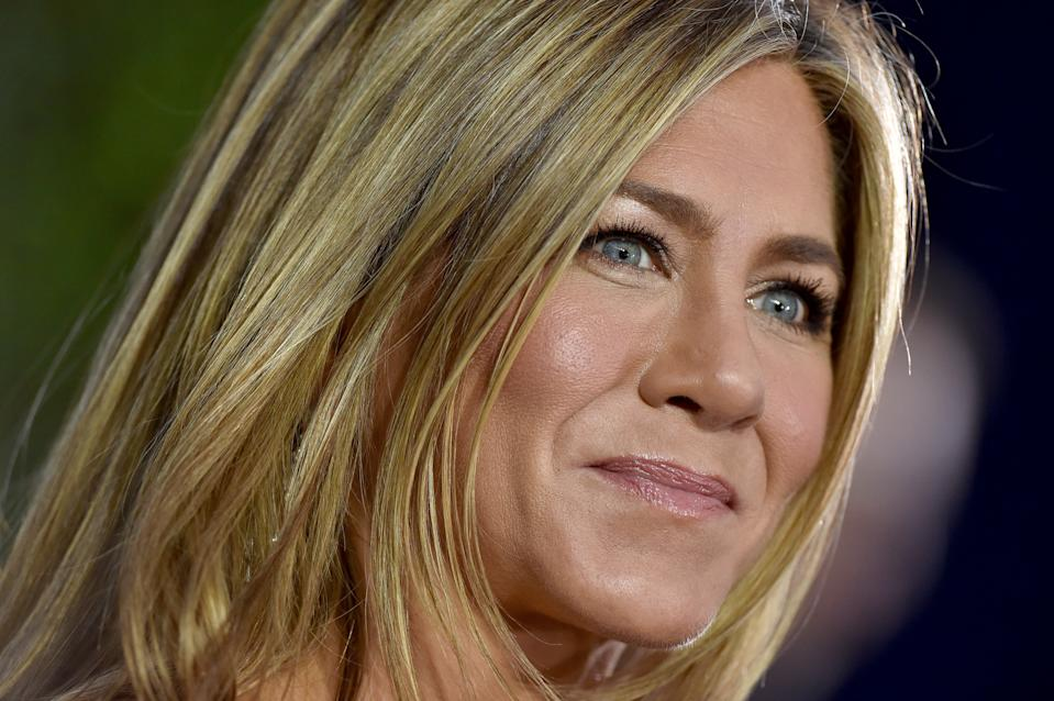 LOS ANGELES, CALIFORNIA - JANUARY 19: Jennifer Aniston attends the 26th Annual Screen Actors Guild Awards at The Shrine Auditorium on January 19, 2020 in Los Angeles, California. (Photo by Axelle/Bauer-Griffin/FilmMagic)