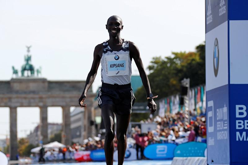 Former World Marathon Record Holder Wilson Kipsang Banned for 4 Years Over Doping Violation