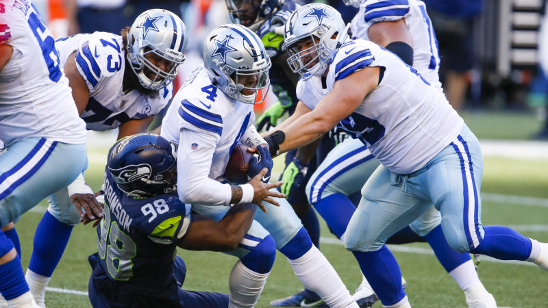 What the Cowboys said after a 38-31 loss to the Seahawks in Week 3