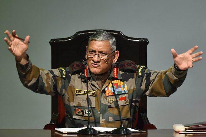 Gen Bipin Rawat who is from a Gorkha regiment is an alumnus of the St Edward School, Shimla, the National Defence Academy, Khadakwasla, and the Indian Military Academy, Dehradun. (File image)
