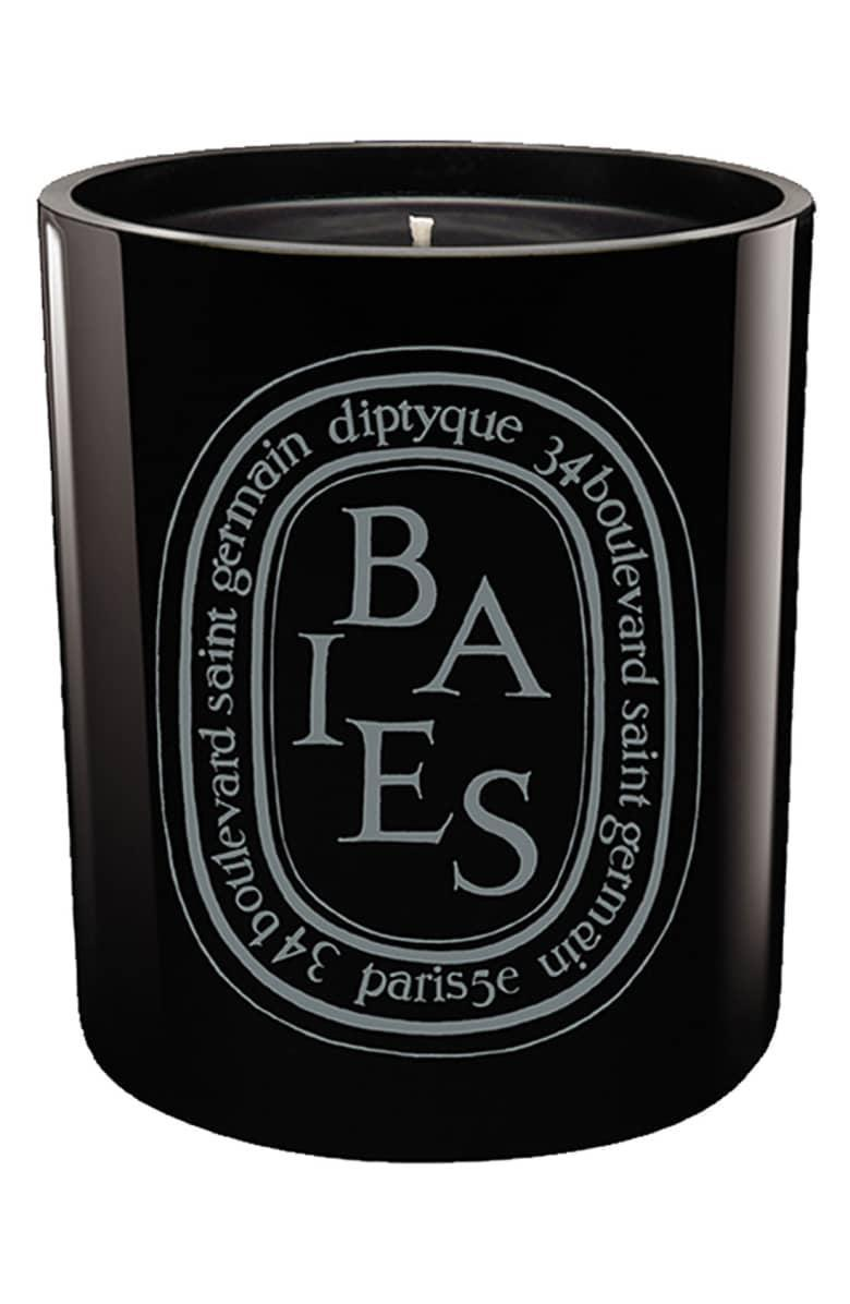 <p>It's always an appropriate time for the <span>Diptyque Baies Scented Black Candle</span> ($95), but the black candle feels especially timely now.</p>