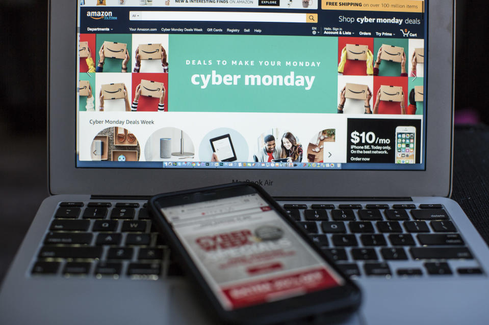 The best Cyber Monday deals of 2018. (Photo: Getty Images)