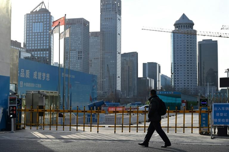 Initial trade talks are underway in Beijing, and top-level negotiations are set for Thursday and Friday