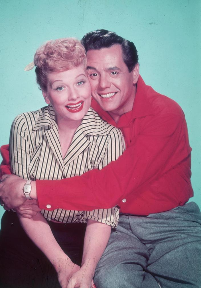 Image: Lucy And Des (CBS Photo Archive / Getty Images)