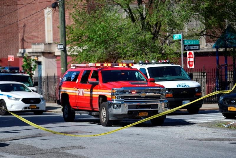 3rd suspected suicide in less than 2 weeks for NY police