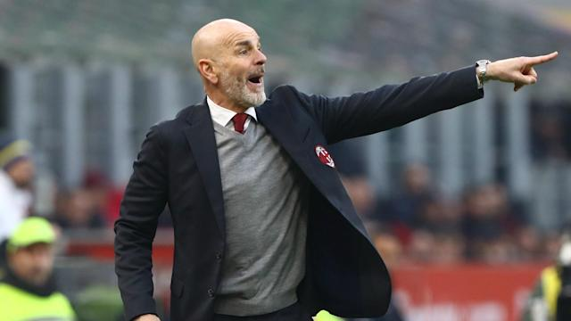 Milan were frustrated late on by Juventus and Stefano Pioli was unable to hide his annoyance after the Coppa Italia semi-final first leg.