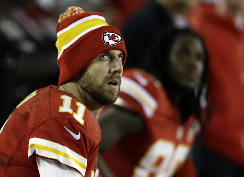 Chiefs try to regroup after 3 straight losses