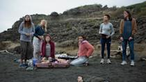 <p> A series that revolves around a group of people who crash land on an island and something mysterious is afoot. No, we&apos;re not talking about Lost, but The Wilds, which &#x2013; while the premise may be familiar &#x2013;&#xA0;goes down a different road. A group of teenage girls are en route to Hawaii for a women in power retreat, when their plane crashes and they are stuck on a mysterious island. Little do they know, that this is all part of a grander plan. </p> <p> However, unlike Lost, which kept secrets back from viewers, The Wilds gives more answers, and we&apos;re more interested in how they survive being left alone. This is a YA series to devour. </p>