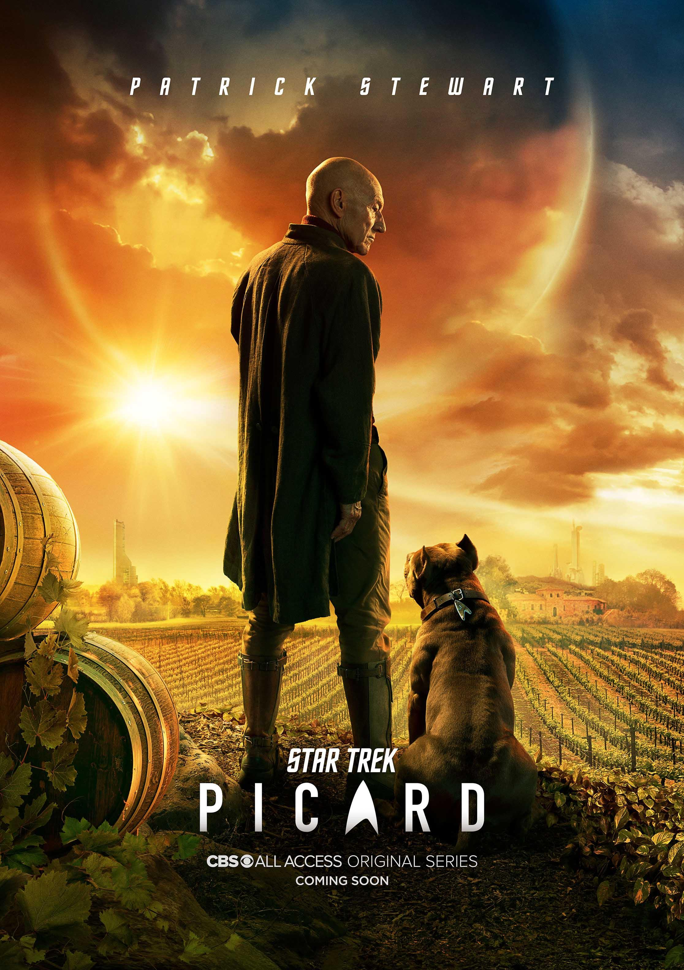Star Trek: Picard (Credit: CBS)