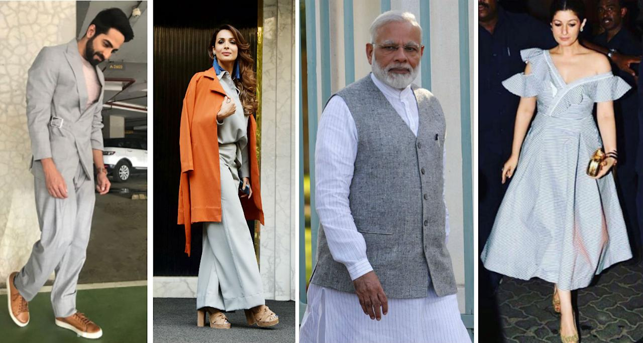 <p>Most stylish celebrities of India </p>