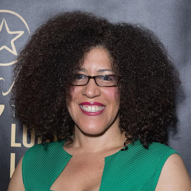Rain Pryor at the 30th annual Lucille Lortel Awards on May 10, 2015.