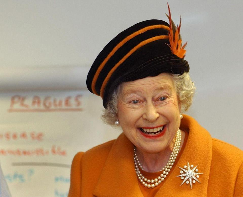 <p>Queen Elizabeth II pays a visit to The Royal Veterinary College in Hertfordshire. (PA Archive) </p>