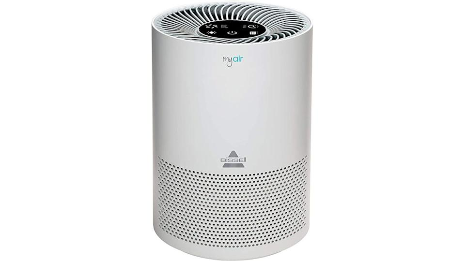 This air purifier may help increase the breathing quality of your home.