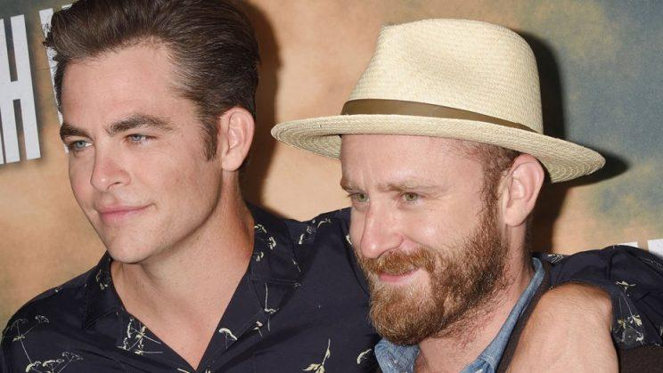 Chris Pine and Ben Foster