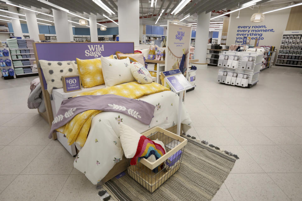 Wild Sage is among Bed Bath & Beyond's recently introduced owned brands. - Credit: Rob Tannenbaum