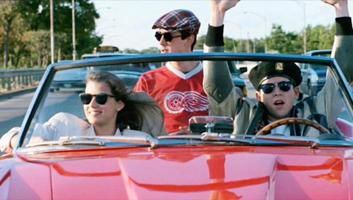 Ferris Bueller's Day Off (CBS via Getty Images)