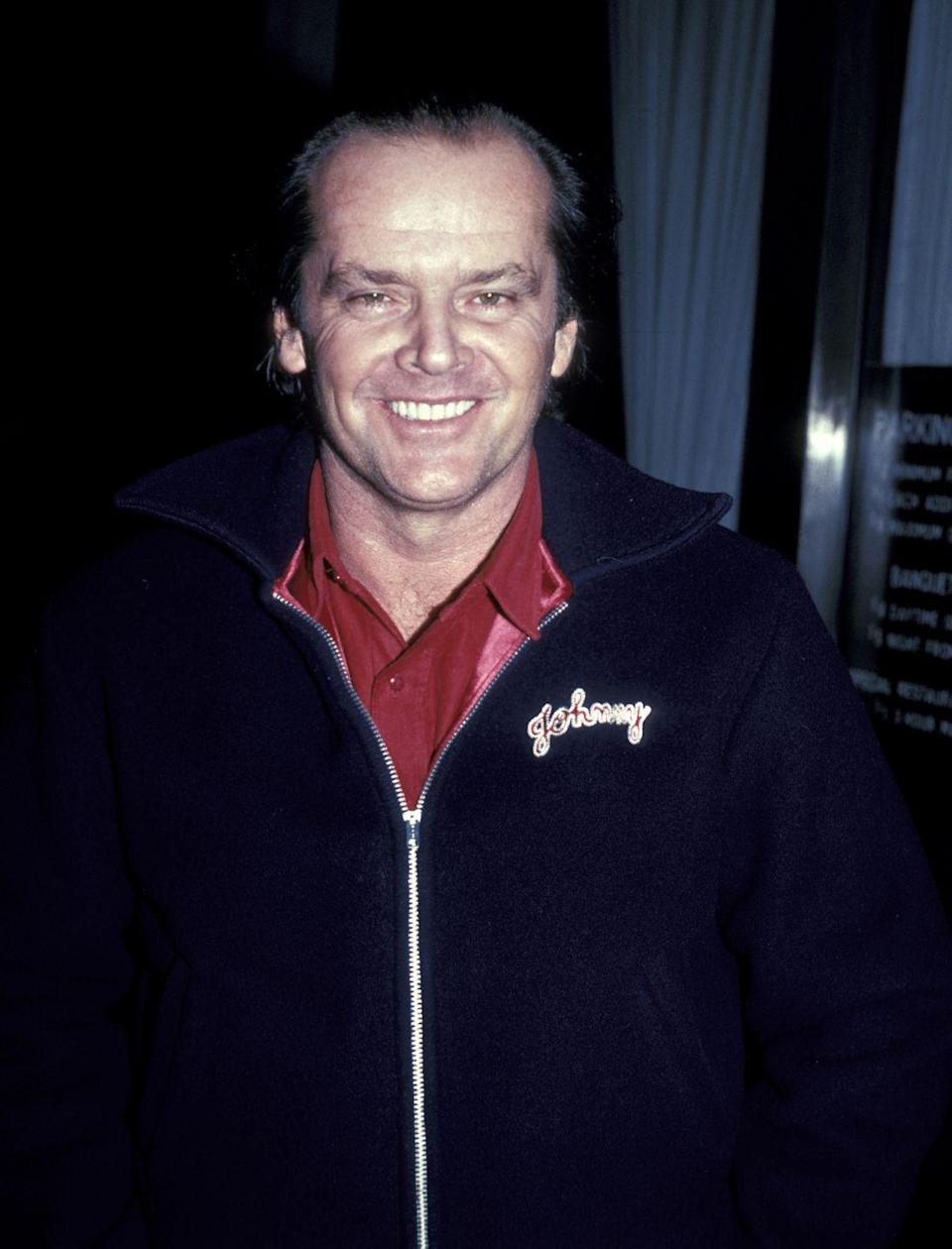 <p>Jack Nicholson earned his breakout role in the counterculture classic <em>Easy Rider </em>in 1969. It wasn't long before he was landing major roles and raking in Oscar nominations. However, it was his spine-chilling performance as Jack Torrance in <em>The Shining </em>that solidified his status in the industry.</p>