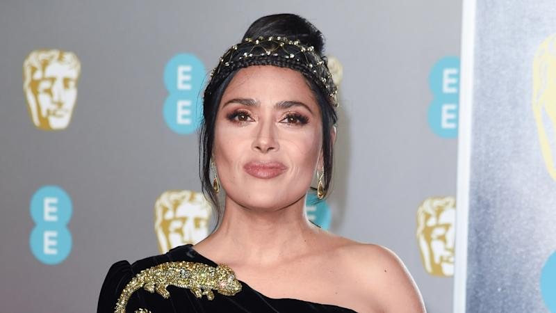 Salma Hayek bei den BAFTA Film Awards 2019 in der Royal Albert Hall, London. (Bild: Featureflash Photo Agency / Shutterstock.com)