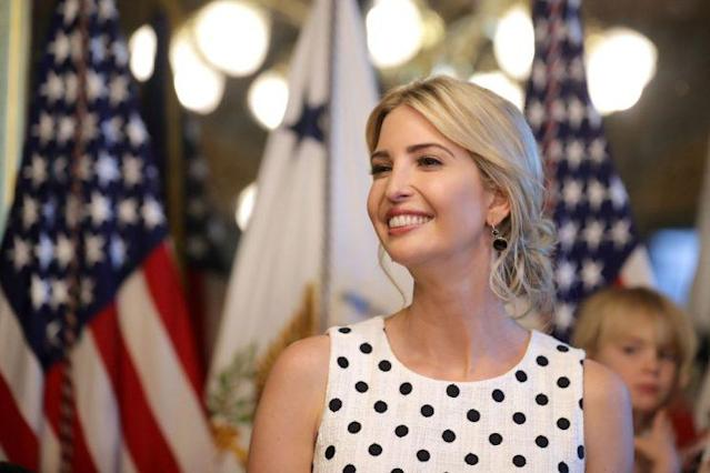 Ivanka Trump's new book will debut at No. 4 of the New York Times Best Seller list for advice books. (Photo: Getty Images)