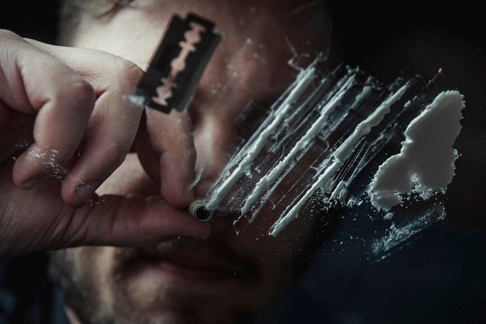 <p>There has been a seven per cent increase in the amount of people seeking help for cocaine addiction</p> (Getty/iStock)