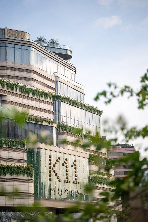 "NWD integrates sustainability into all stages of property development. The latest illustration of this is K11 MUSEA, the Group's cultural-retail destination unveiled in Hong Kong in August 2019. It has achieved U.S. LEED Gold certification and completed the Hong Kong BEAM Plus provisional assessment, as well as launching a ""sustainable tenancy pledge"" to offer environmental assessments and cultural activities to the staff of K11 MUSEA's tenants."