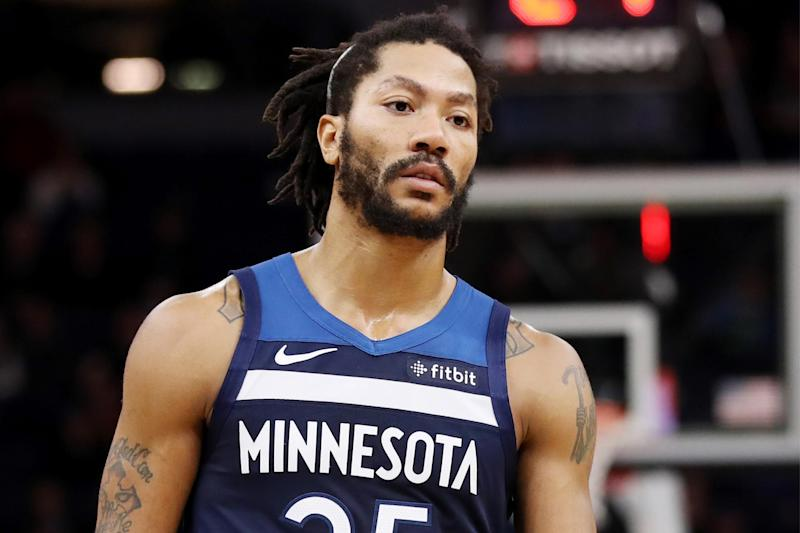 9f52fa3ccde NBA Star Derrick Rose Apologizes After Telling Critics to  Kill Yourself