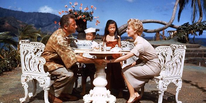 1958 south pacific