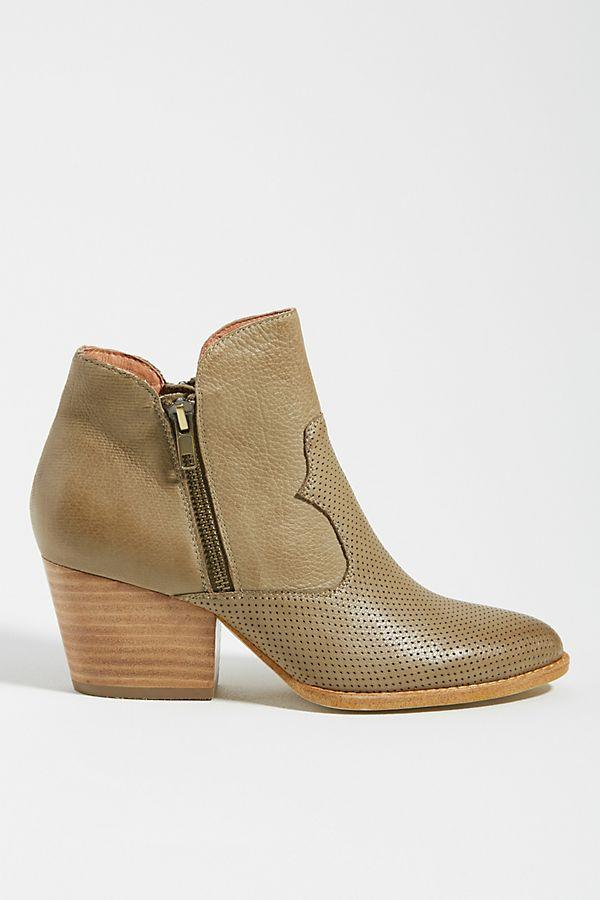 Silent D Heeled Ankle Boots