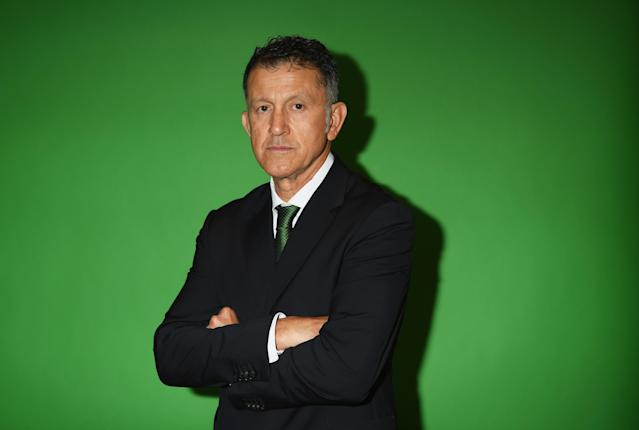 Osorio é o novo técnico do Paraguai (Shaun Botterill – FIFA/FIFA via Getty Images)