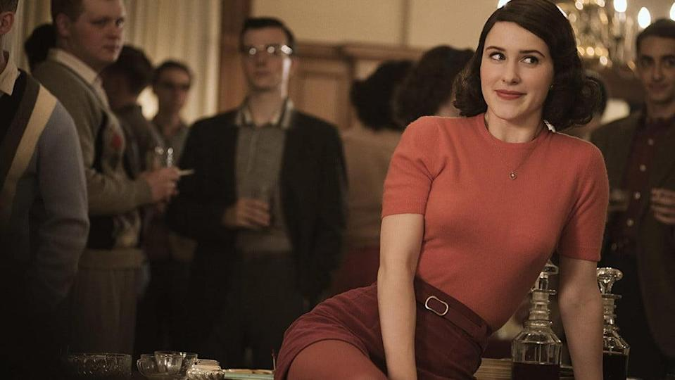 The Marvelous Mrs. Maisel on Amazon Prime