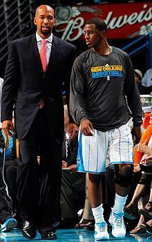 Hornets coach Monty Williams and point guard Chris Paul would like to see a more sustained effort from the team