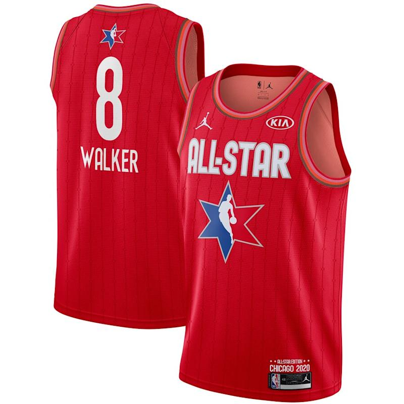 Walker Jordan Brand 2020 NBA All-Star Game Jersey