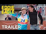 """<p>Taron Egerton and Hugh Jackman star in this 2016 flick about the real-life Michael """"Eddie"""" Edwards, a tenacious British skier who defied considerable odds by making it to the 1988 Winter Olympics in Calgary, Alberta. This family friendly movie is sure to warm your heart.</p><p><a class=""""link rapid-noclick-resp"""" href=""""https://go.redirectingat.com?id=74968X1596630&url=https%3A%2F%2Fwww.disneyplus.com%2Fmovies%2Feddie-the-eagle%2F3leJdgohnn98&sref=https%3A%2F%2Fwww.redbookmag.com%2Flife%2Fg37211869%2Fbest-olympic-movies%2F"""" rel=""""nofollow noopener"""" target=""""_blank"""" data-ylk=""""slk:Watch Now"""">Watch Now</a></p><p><a href=""""https://youtu.be/hyzQjVUmIxk"""" rel=""""nofollow noopener"""" target=""""_blank"""" data-ylk=""""slk:See the original post on Youtube"""" class=""""link rapid-noclick-resp"""">See the original post on Youtube</a></p>"""