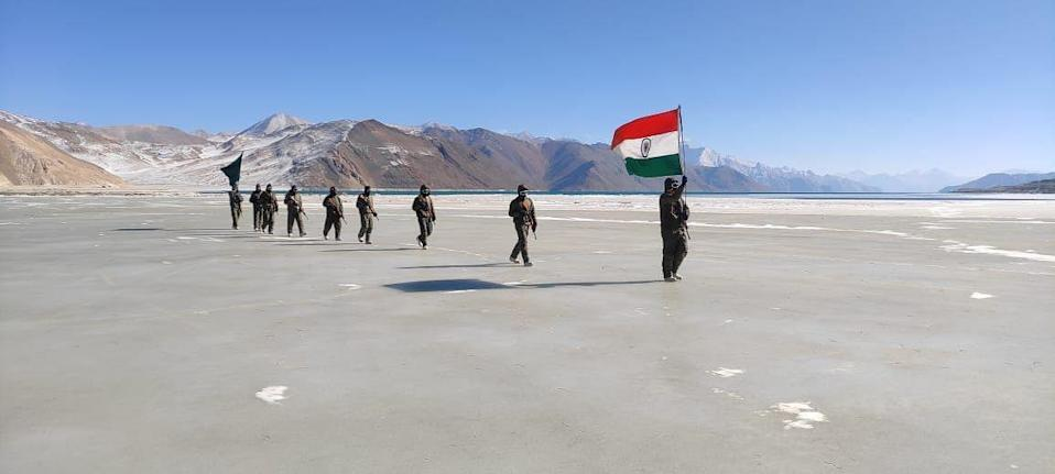The ITBP contingent is also part of the Republic Day parade.