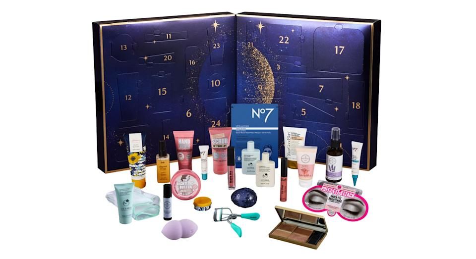 Macmillan 24 Days Of Beauty Advent Calendar