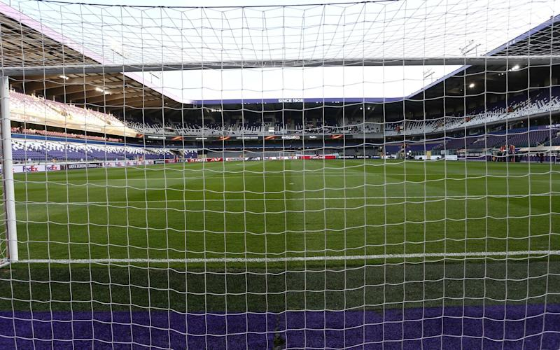 Anderlecht's ground - Credit: Matt West/BPI/REX/Shutterstock