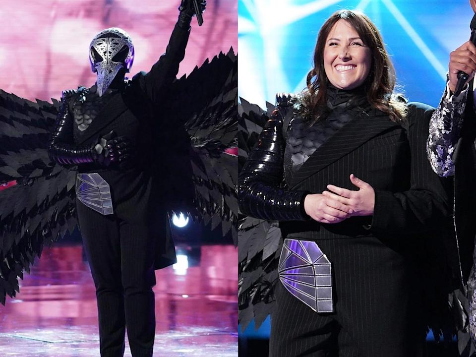 ricki lake the masked singer