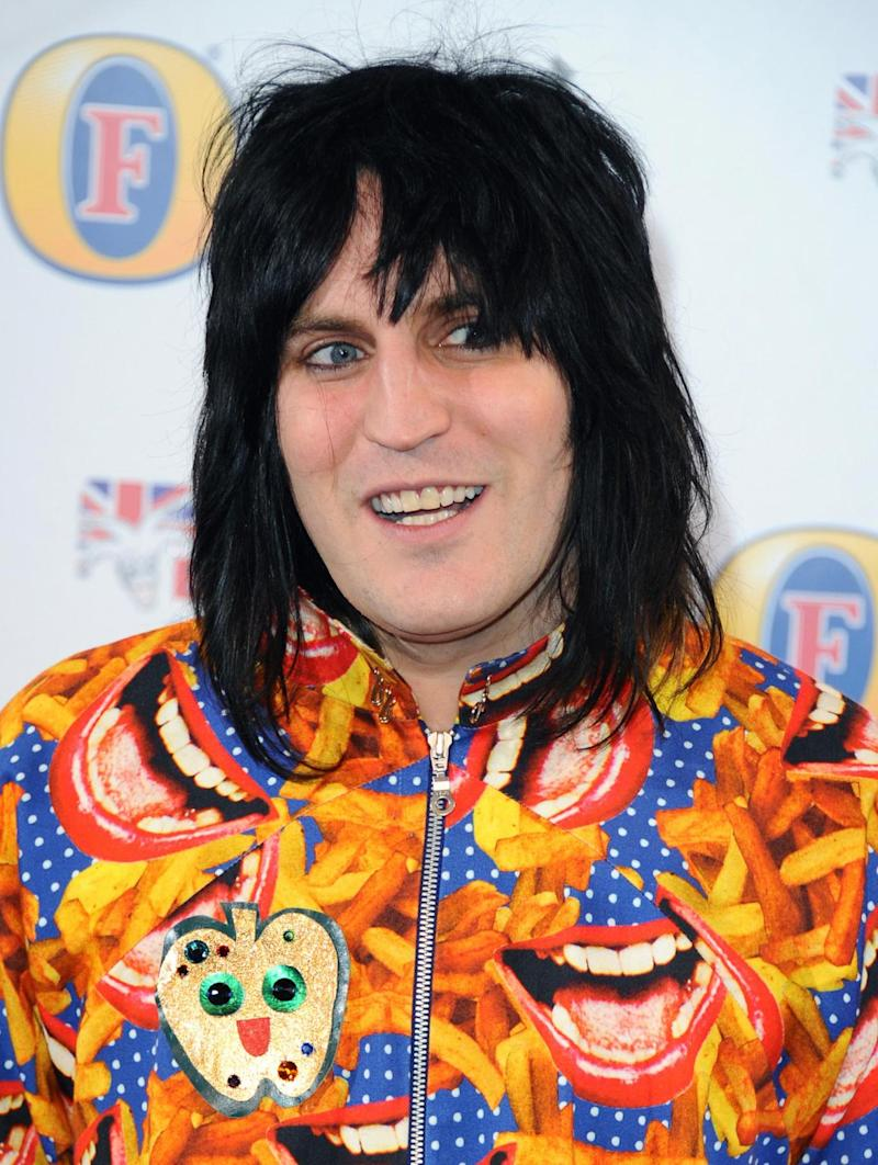Suggestion: Noel Fielding reportedly gave bosses an idea to keep a younger audience (Getty Images)